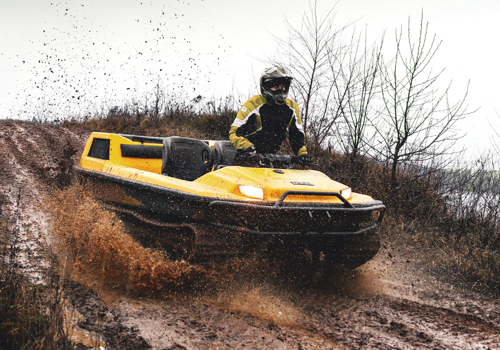 Тингер Track 380