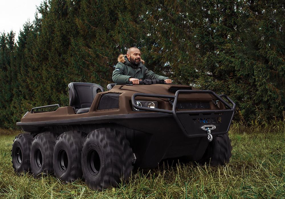 Тингер Armor W8
